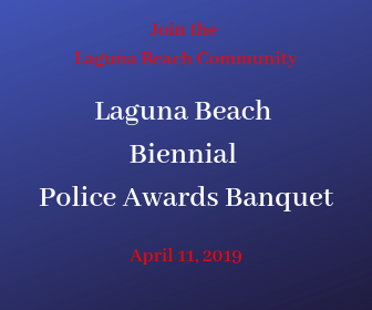Laguna Beach Police Awards Banquet