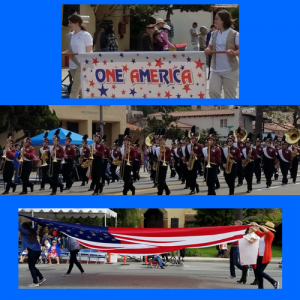 Laguna Beach Patriot's Day Parade