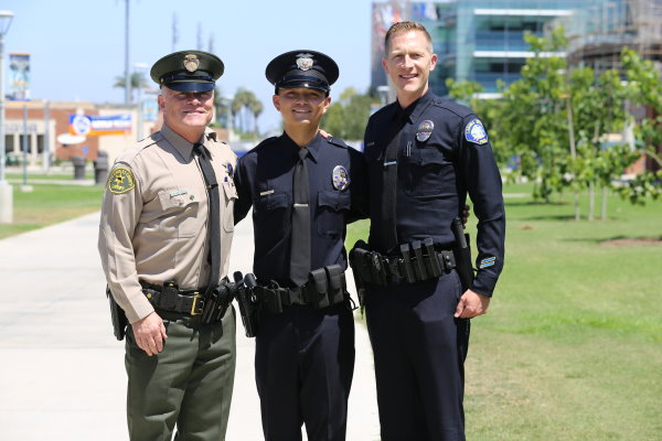 LBPD Welcomes Tanner Flagstad