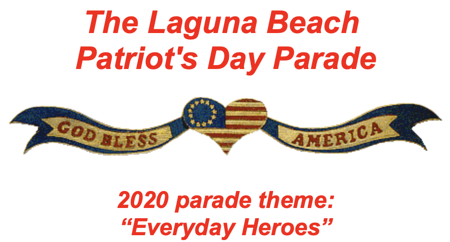 March With the Laguna Beach Historical Society