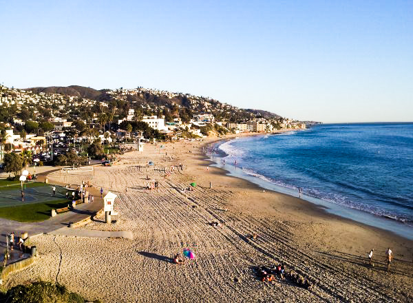 Laguna City Beaches Reopen Weekday Mornings for Active Recreation